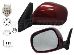 2007 Toyota 4Runner : Painted Side View Mirror