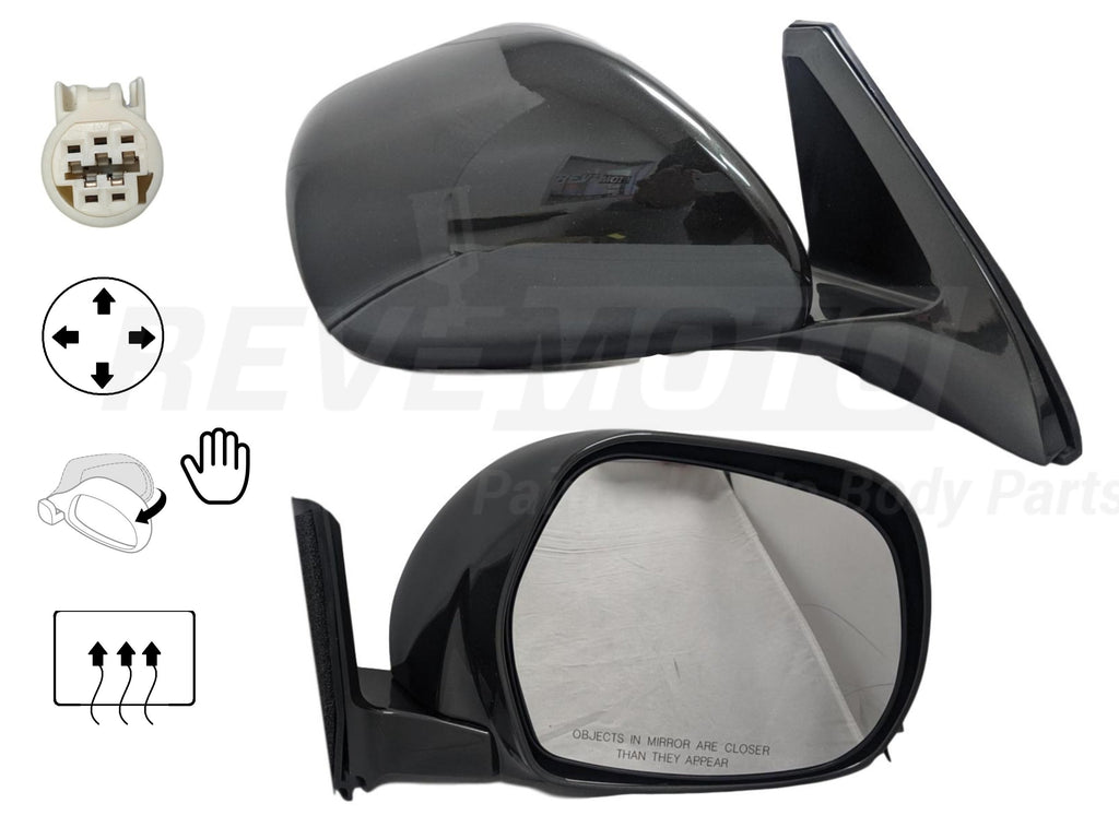 2006 Toyota 4Runner : Painted Side View Mirror