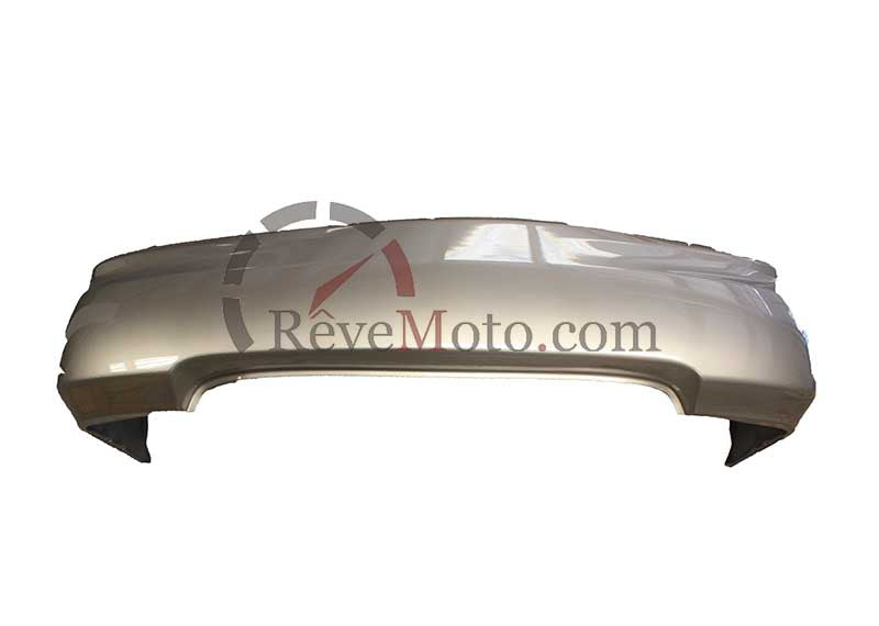 2003 Toyota Corolla Rear Bumper Painted Impulse Red Pearl (3P1); 5215902912