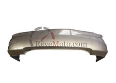 2003 Toyota Corolla Rear Bumper Painted Silver Graphite Metallic (1D9); 5215902911