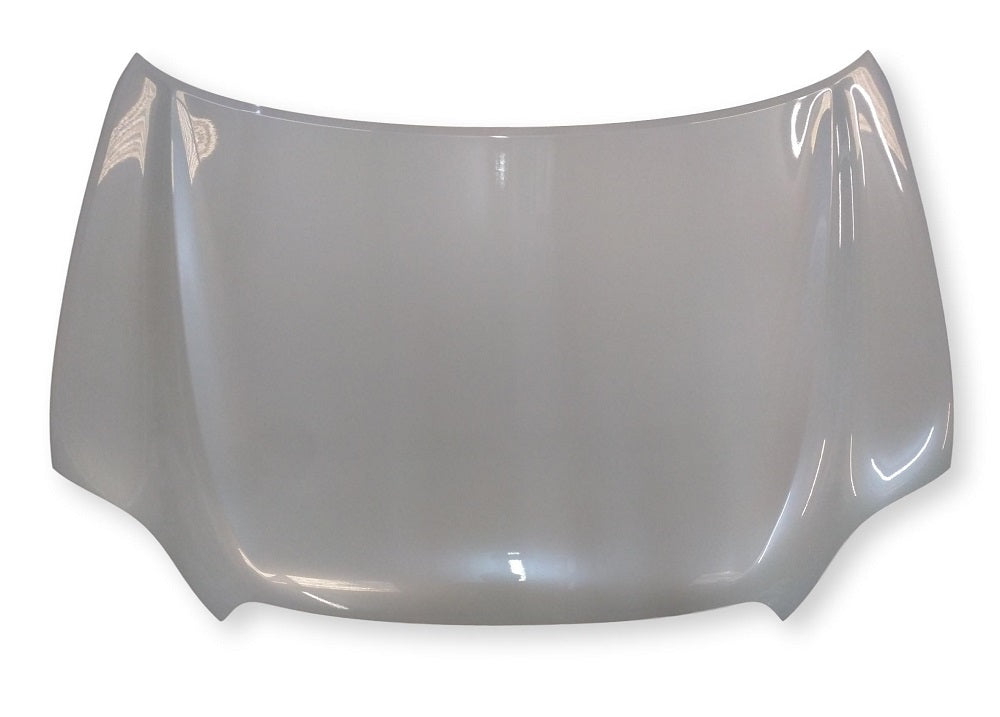 2008-2010 Toyota Highlander Hood; Also Fits Hybrid Models; Made of Steel; TO1230210; 533010E050