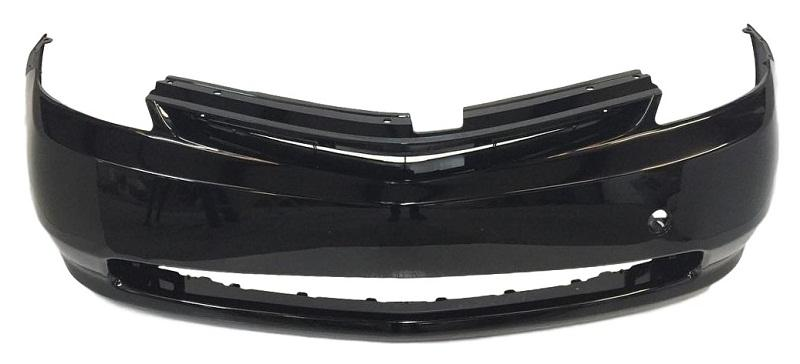 2004 Toyota Prius Front Bumper Painted Black (202)
