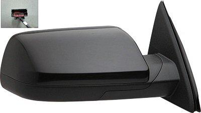 2009-2012 Ford Flex Driver Side Power Door Mirror (Heated; w/o Puddle Light) FO1320359