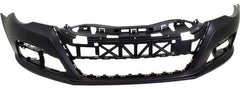 2009-2012 Volkswagen Passat CC Front Bumper (w/o Park Assist Sensor Holes; w/o Head Light Washer Holes) - VW1000181