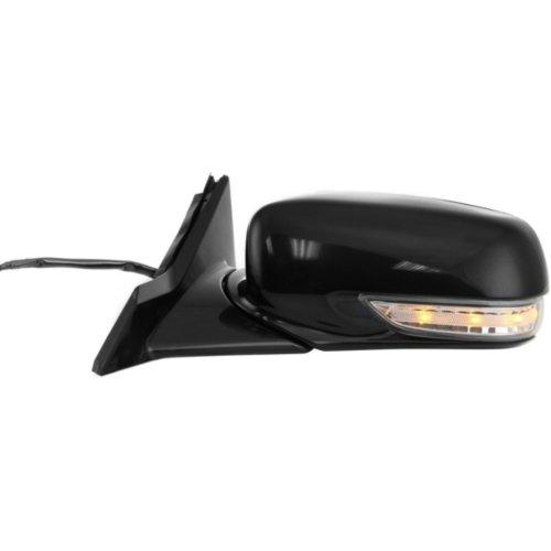 2012 Acura TL Side View Mirror Painted