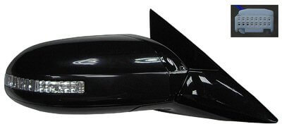 2010 Nissan Maxima : Side View Mirror Painted