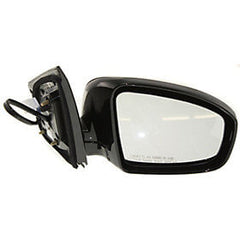 2009-2014 Nissan Murano Passenger Side Power Door Mirror Power, Manual Folding, Heated, wo Memory_NI1321197