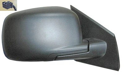 2009-2018 Dodge Journey Side View Mirror (Heated; w/o Memory; Driver-Side) - CH1320302