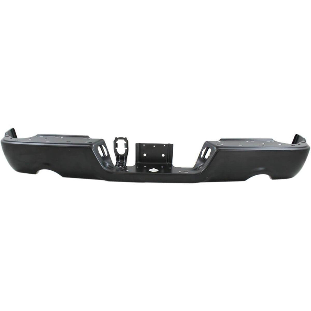 2009-2018 Dodge Ram [1500] Front Bumper Face Bar (w/o Park Assist Sensor Holes) - CH1102372