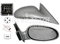 2009 Buick Lacrosse Passenger Side View Mirror, Heated,  Painted  Switchblade Silver Metallic (WA636R)_15886520