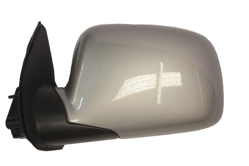 2009-2012 Chevrolet Colorado Driver Side Manual Door Mirror Extended Cab_GM1320381