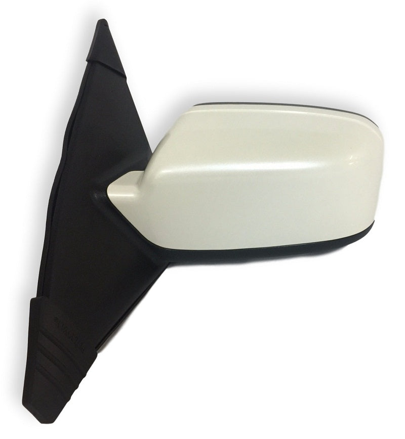 2006-2010 Ford Fusion Driver Side Power Door Mirror (Heated; w- Puddle Light; Pwr; Non-Fldg; w/o Blind Spot Information System; 2 Caps) FO1320267