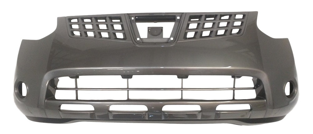 NEW Painted To Match Front Bumper Replacement for 2008 2009 2010 Nissan Rogue