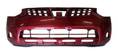2008 Nissan Rogue Front Bumper Painted  Crimson Roulette Metallic (A33)