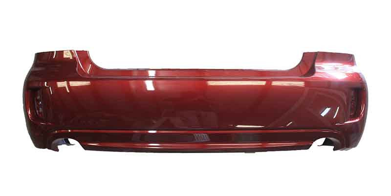 2008 Subaru Legacy Rear Bumper Painted To Match Vehicle