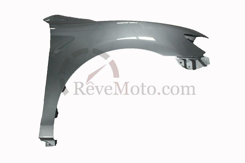2007-2011 Toyota Camry Fender (Driver Side); USA_Japan Built Models; Made of Steel; TO1240211; 5380206120