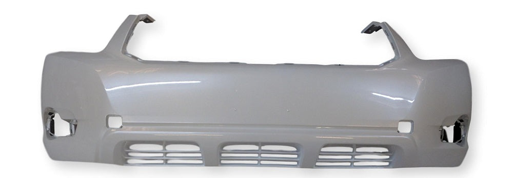 2008-2010 Toyota Highlander Front Bumper; Also Fits Hybrid Models; TO1000338; 521190E911