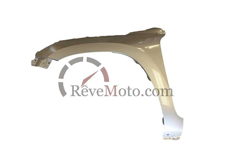 2006-2012 Toyota Rav4 Fender (Driver Side); w/ Flare Holes; w/o  Antenna Holes; w/ Molding; TO1240209; 538020R040.jpeg
