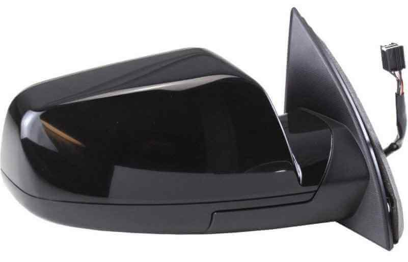 2010-2011 GMC Terrain Side View Mirror (Heated; w/o Memory; Driver-Side) - GM1320387