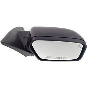 Power Mirror For 2010-2012 Ford Fusion Left Side Heated with Puddle Lamp