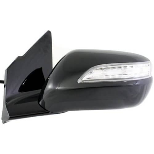 2012 Acura MDX Side View Mirror Painted