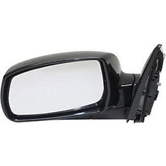2010-2015 Hyundai Tucson Driver Side Power Door Mirror (GL/GLS Model; Heated; w/o Signal Light; Power; Manual Folding ) HY1320175