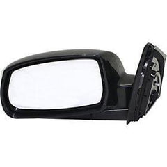 2010-2015 Hyundai Tucson Driver Side Power Door Mirror (Limited Model; Non-Heated; w- Turn Signal; Power; Manual Folding) HY1320177