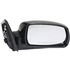 2010-2015 Hyundai Tucson Passenger Side Power Door Mirror (GL-GLS Model; Non-Heated; w-o Signal Light, Type 2; Power; Manual Folding) HY1321174