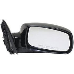 2010-2015 Hyundai Tucson Passenger Side Power Door Mirror (GL-GLS Models; Heated; w-o Signal Light; Power; Manual Folding ) HY1321175