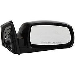 2010-2015 Hyundai Tucson Passenger Side Power Door Mirror (Limited Model; Heated; w Turn Signal; Power; Manual Folding) HY1321176