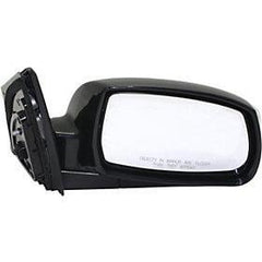 2010-2015 Hyundai Tucson Passenger Side Power Door Mirror (Limited Model; Non-Heated; w-Turn Signal; Power; Manual Folding) HY1321177