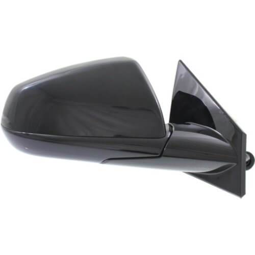 2010-2016 Cadillac SRX Driver Side Door Mirror (Power, Manual Folding, Heated, 1st Design) GM1320445