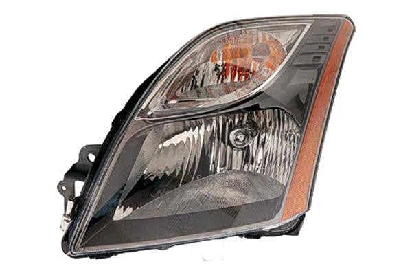 2010 Nissan Sentra Headlight, Front Lamp, Passenger or Driver side