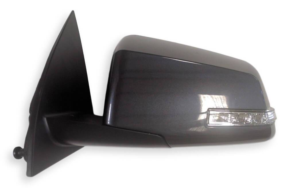 2012 Chevrolet Traverse : Side View Mirror Painted
