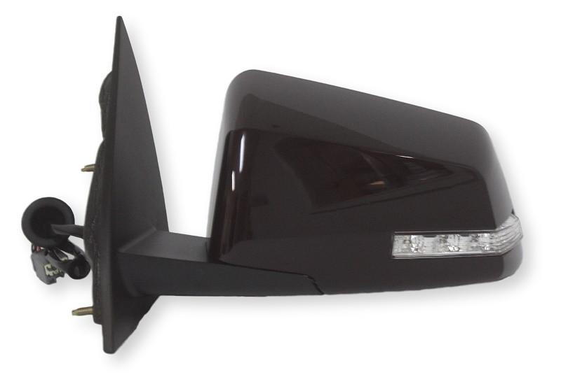 2010 Chevrolet Traverse : Side View Mirror Painted