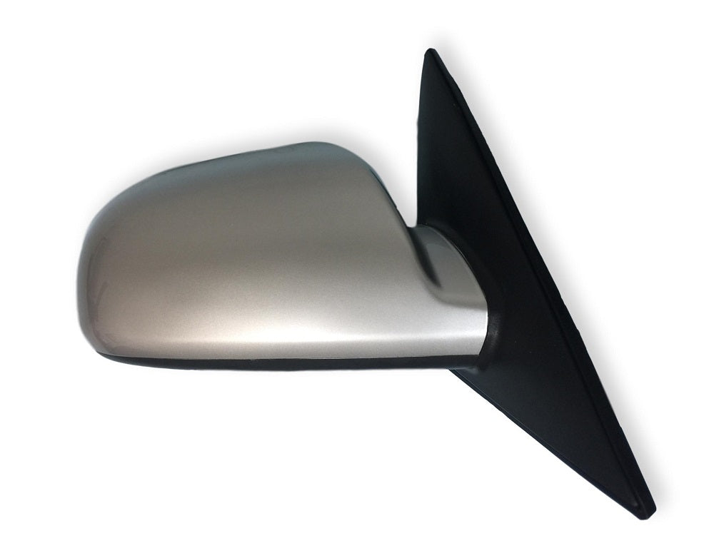 2007 Hyundai Sonata Driver Side View Mirror Power Painted Aqua Blue Mica (U1)