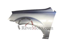 2011 Kia Rio Fender Painted Clear Silver (6C)_top view