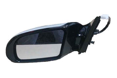 2010 Nissan Maxima Side View Mirror Painted White Pearl, Paint code: QAB (front view)
