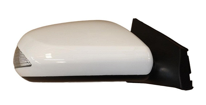 2010 Scion TC Driver Side View Mirror Non-Heated, With Signal Lamp Painted Black Sand Pearl (209)