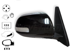 2010 Toyota 4Runner : Painted Side View Mirror