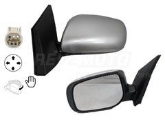 2009 Toyota Corolla : Painted Side View Mirror