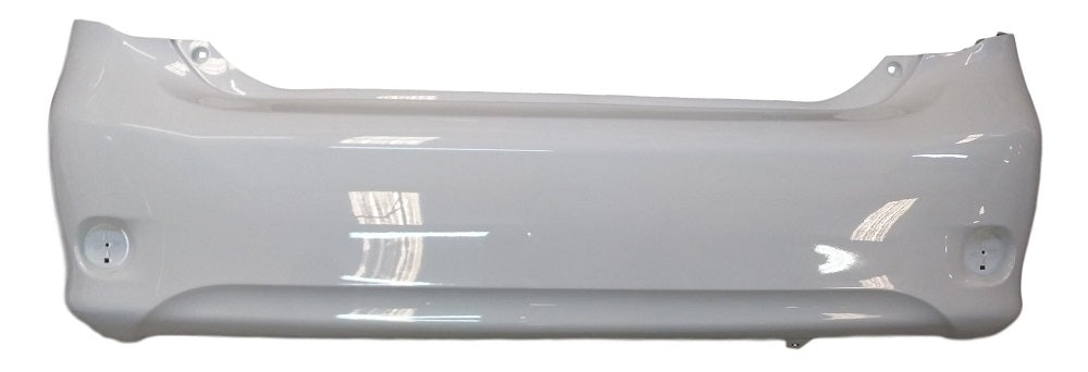 2010 Toyota Corolla : Rear Bumper Cover Painted
