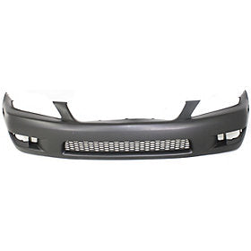2001-2005 Lexus IS300 Front Bumper; Sedan-  w/o HL Washer Holes; LX1000121; 5211953903