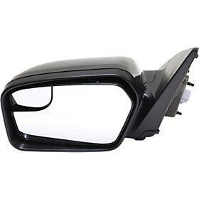 2011-2012 Ford Fusion Driver Side Power Door Mirror (Non-Heated; w/o Pdl Lgt; w/ Blind Spot Glass; w/o Blis) FO1320419