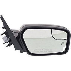 2011-2012 Ford Fusion Passenger Side Power Door Mirror (Heated; w- Puddle Lamp; w- BSG; w-o Blis) FO1321423