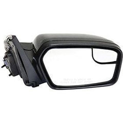 2011-2012 Ford Fusion Passenger Side Power Door Mirror (Non-Heated; w/o Pdl Lgt; w/ Blind Spot Glass; w/o Blis) FO1321419