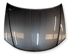 2011-2013 Dodge Avenger Hood Painted Tungsten Metallic (PDM)