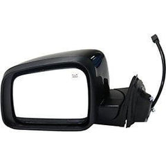 2011-2013 Jeep Grand Cherokee Side View Mirror (Heated; w/o Memory; w/o Blind Spot Detection; Left) - CH1320394