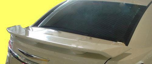 2011 - 2014 Chrysler 200 Spoiler, Primed and Ready to Paint