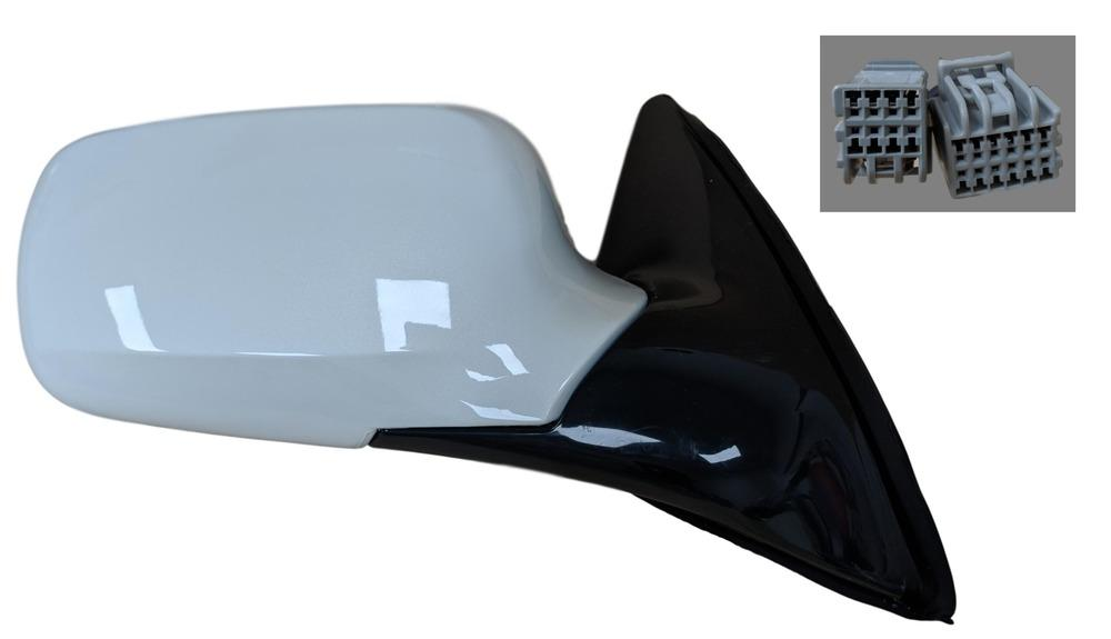 2006-2011 Buick Lucerne Side View Mirror (Non-Heated; w_o Mem; w_o Turn Signal; Left) - GM1320313